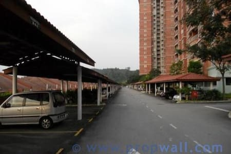 Cold place in the city - Kajang - Condominium