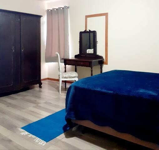 Suite azul -  Conforto para dois