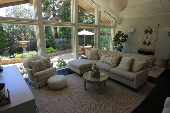Light filled, Modern Home.  Family Friendly - San Rafael - House