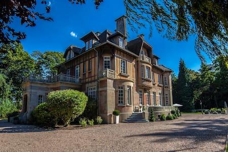 Le Château - Chambre Harmonie - Fresnoy-en-Gohelle