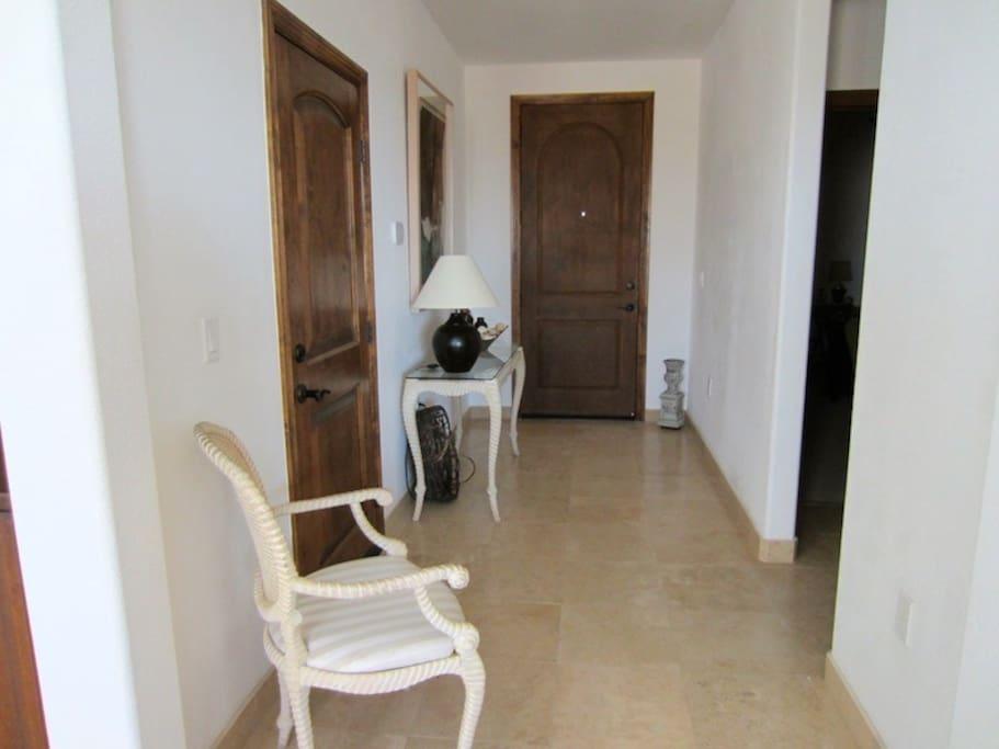 Condo 74-1 Hallway