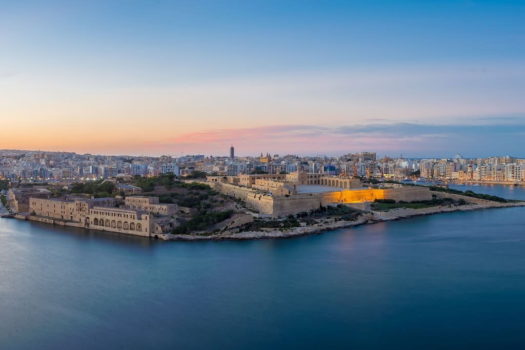 Malta Most Central Accommodation Apartments For Rent In