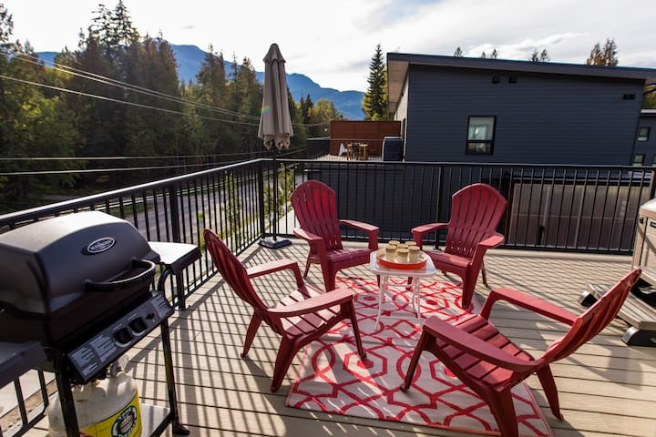 Revelstoke Mountain View Condo