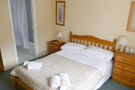 Double Room at Snowdonia Mountain Lodge
