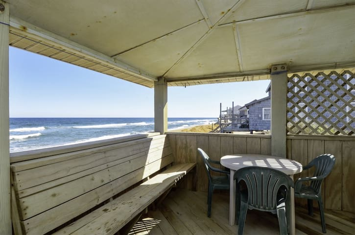 4025 Neaptide * Oceanfront * Walk to Restaurants and Shopping