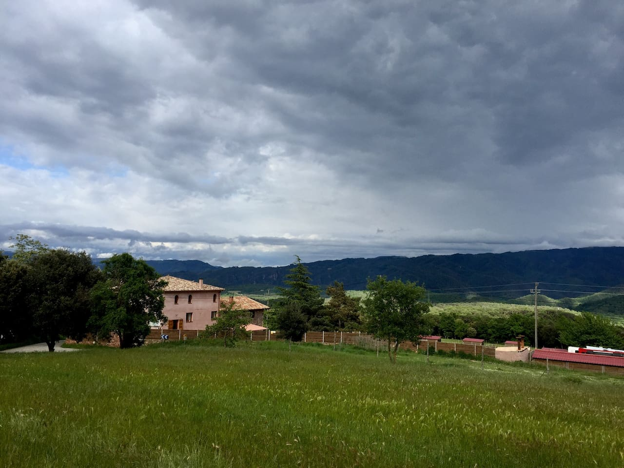 Can Tordera: beautiful on any day