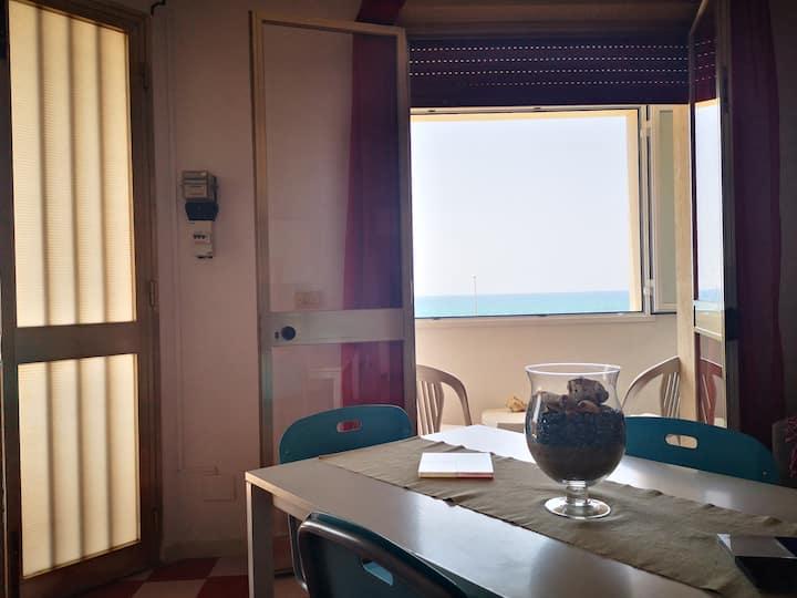 Mediterraneo apartments/vista mare