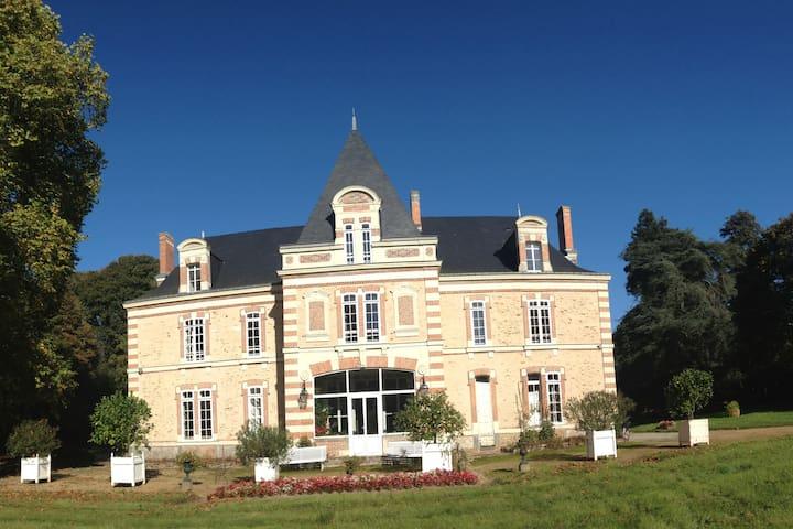 Château La Cour - Armaillé - Schloss