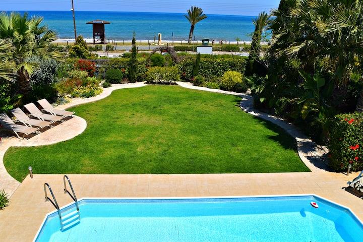 Latchi Beach Front Villa - Amazing Sea Views