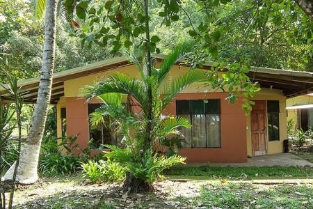 Beachfront Villa #3 with Pool, FREE Wi-fi & Cable - Savegre