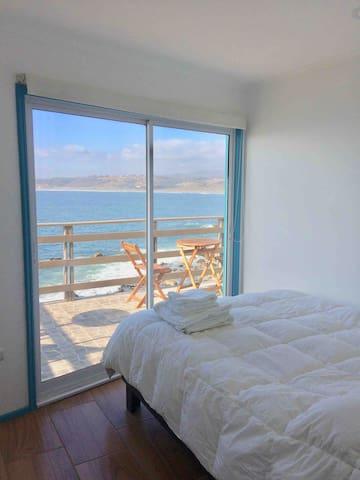 Habitación 9 en suite con acceso a terraza en piso 2