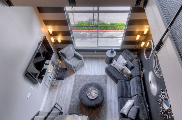 Peacful living area