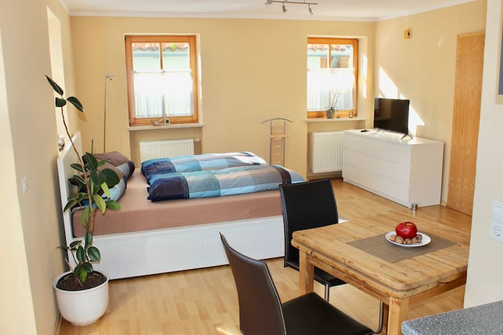 Gemütliche Einliegerwohnung in Hergensweiler - Hergensweiler - Appartement