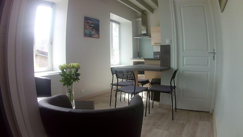 """appartement """"les Salines"""" - Bricqueville-sur-Mer"""