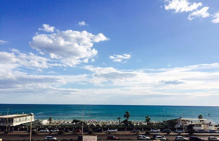 Cosy studio flat on the seaside - Lido di Ostia - Appartement