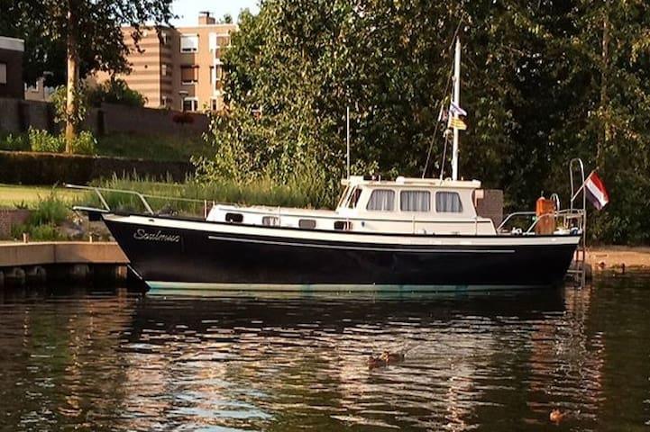 Cabine pour une personne en bateau