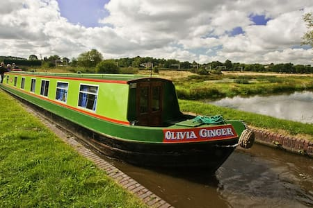 Narrowboat Sleep 6 - Stone