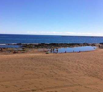Atico de lujo en Playa de Salinetas - Telde - Casa