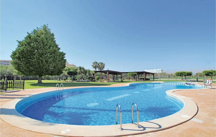 Holiday apartment with 2 bedrooms on 40m² in Torrevieja