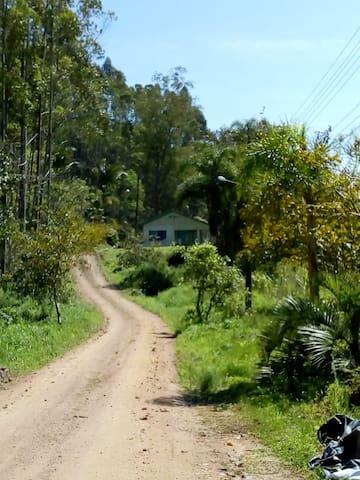 Casa de campo alto palmeiras