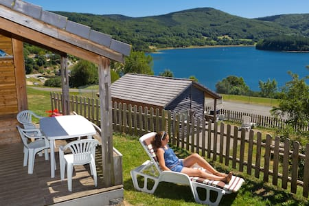 CHALET LAC - Nages