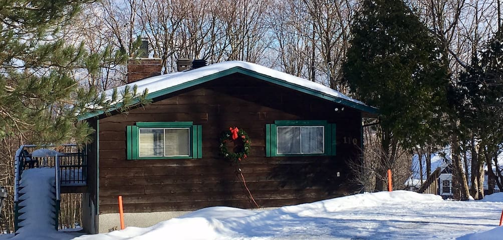 Bromont - VRAI SKI-IN/ SKI-OUT! Sommet Mt-Soleil! - Bromont - House