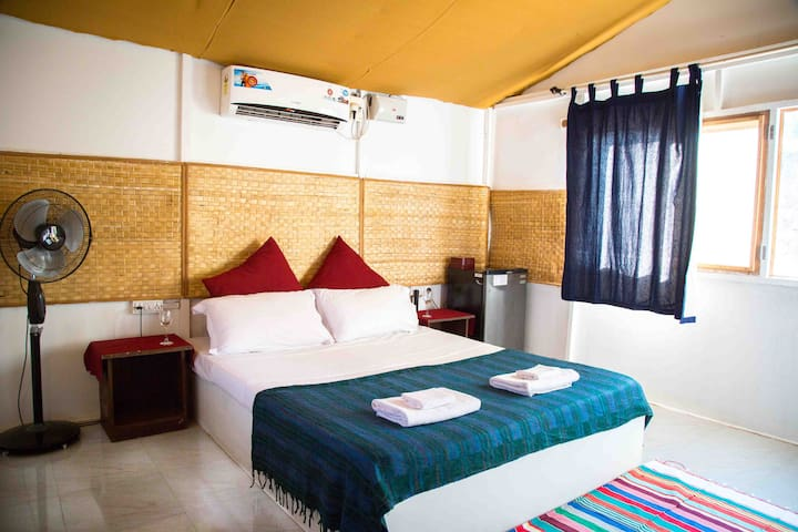 Deluxe King Room in Palolem