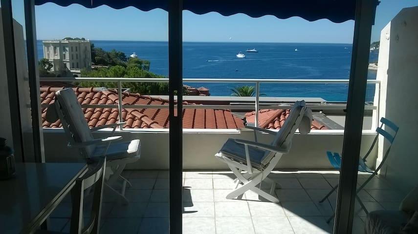 Paradise Apartment - Roquebrune-Cap-Martin