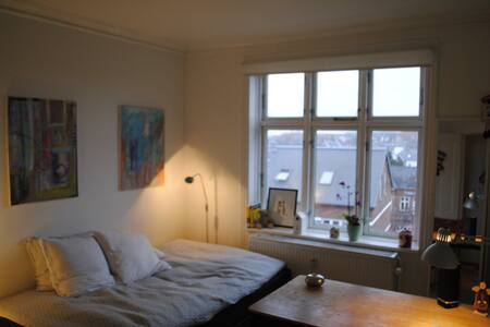 Great room, good view in a cozy apartment! - København - Apartment