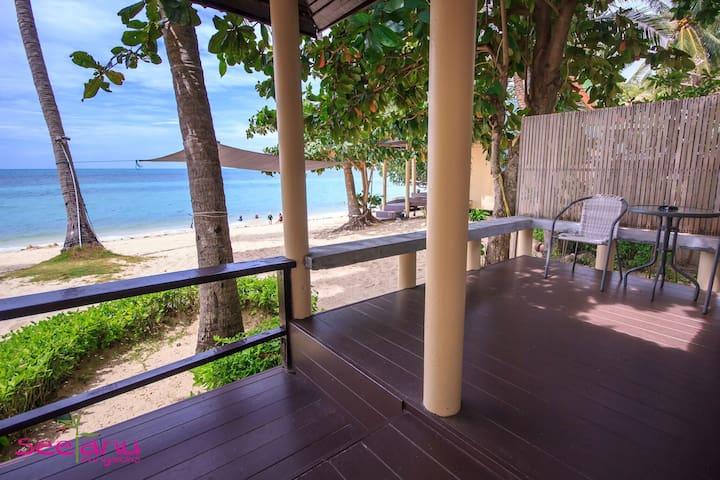 Romantic Bungalow 2pers Beachfront