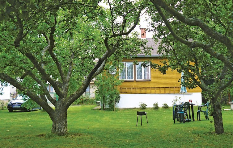 Holiday cottage with 1 bedroom on 59 m² in Podebrady