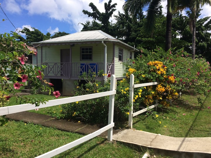 Dominica Cottage #1-close to beach