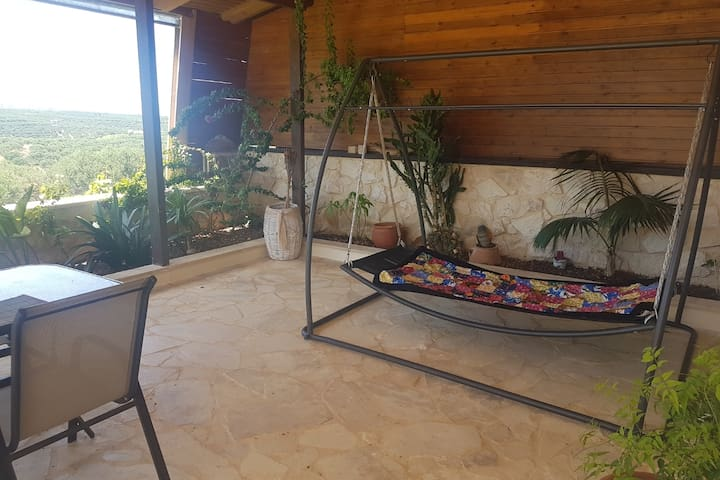 Sitia,Luxury  maisonette 120m2  with 3 bedrooms.