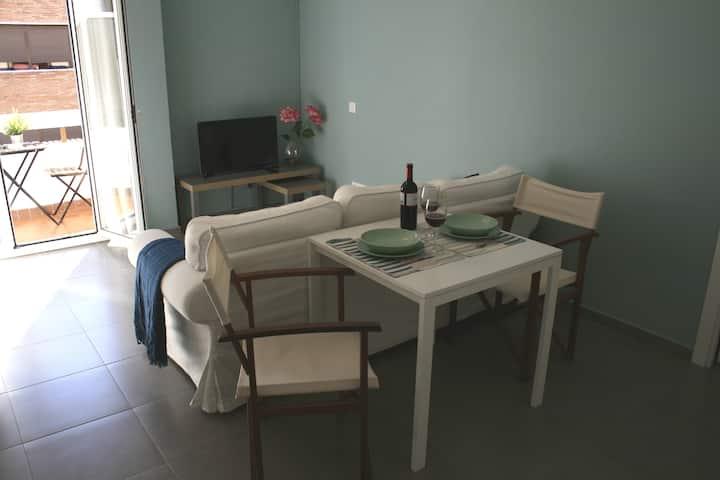 Coqueto apartamento(WiFi) Triana