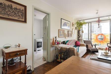 Suite pequena e aconchegante na Vila Madalena - San Paolo - Appartamento