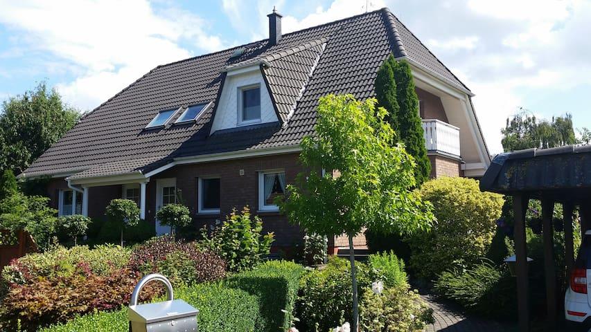 Großzügige 2-Zimmer-Wohnung in ruhiger Lage - Alt Duvenstedt - อพาร์ทเมนท์