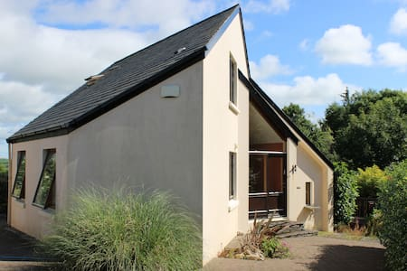 Beautiful modern rural house, near Lahinch, Clare - Moymore - Dom