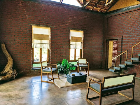 130, awata # 4 Red Brick Cottage ( 2-4 Guests)