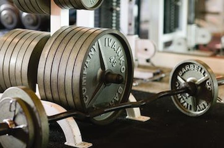 Exercise & Weight Room
