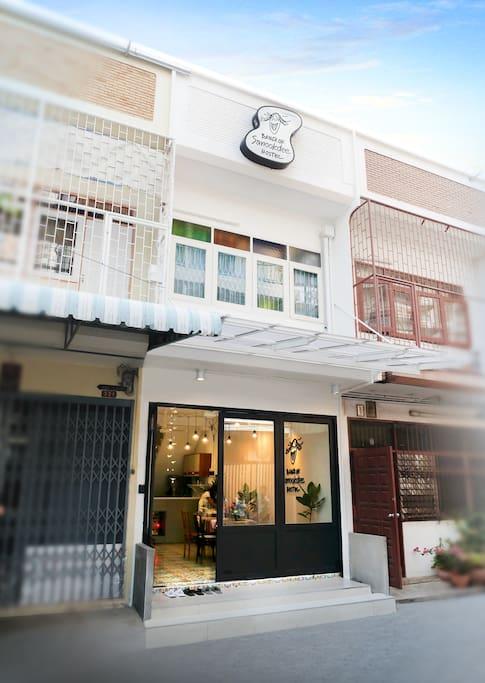 Bangkok Sanookdee Hostel