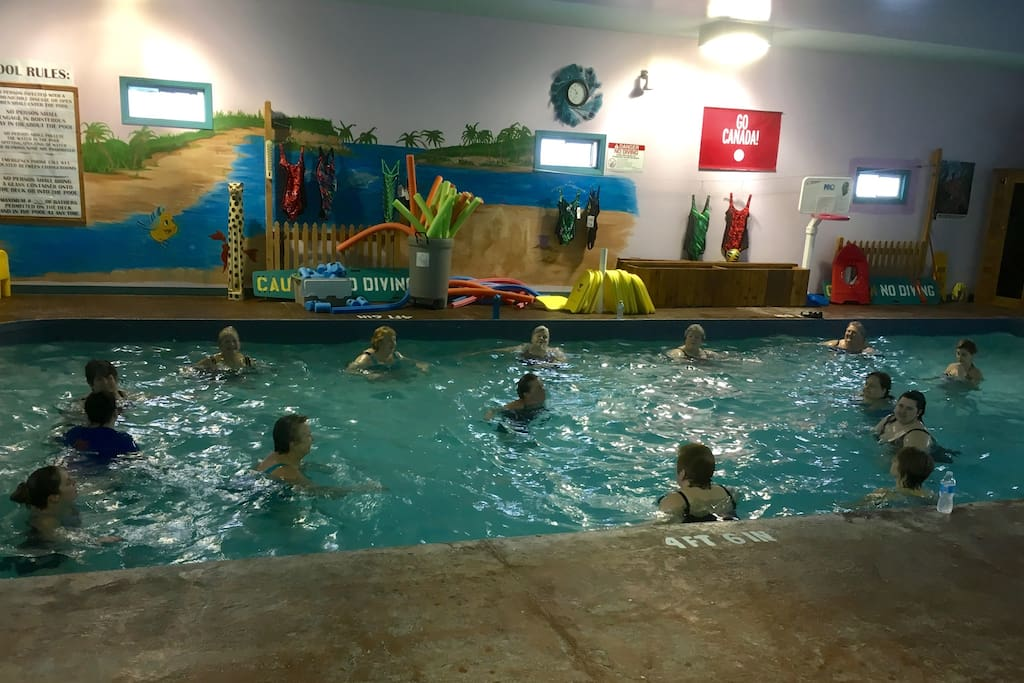 Jasper fitness and aquatic centre