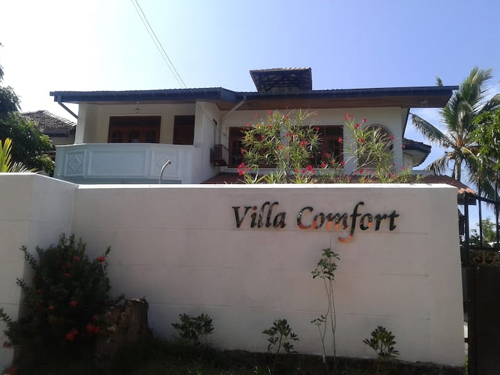 Villa Comfort 2 bdr apartment, Pool, AC, kitchen