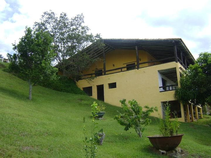 La casa del Morro..........