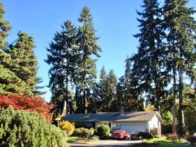 Hazel Dell Washington  Home by I-5
