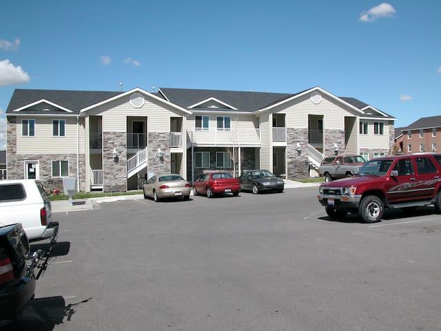 Eclipse Private Apartment - 5 bedrooms! - Rexburg - Appartement