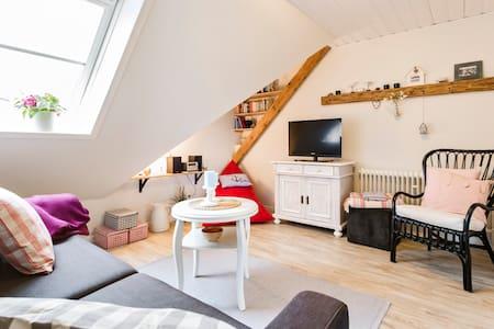"Ferienhaus ""Vogelkieker"", WG. ""Wiesenpieper"" - Midlum"