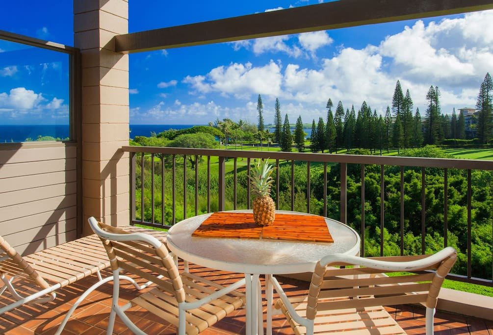 Enjoy fabulous ocean views and peaceful serenity