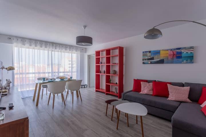 Appartement spacieux dans le quartier Impérial