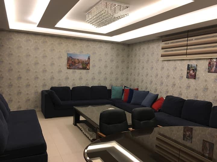 Private big basement in Amman