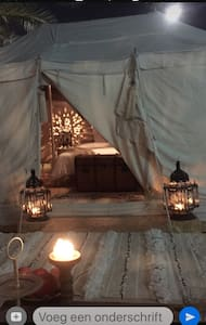Nice and cosy room in desert tent in Jumeirah 1 - Ντουμπάι